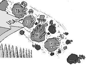 四川金炬典当:如果银行倒闭了,那么我们的存
